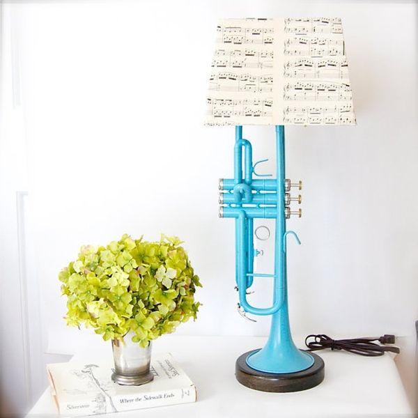 turquoise-trumpet-lamp