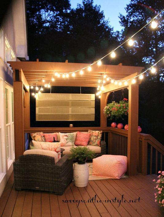 String-lights-pergola