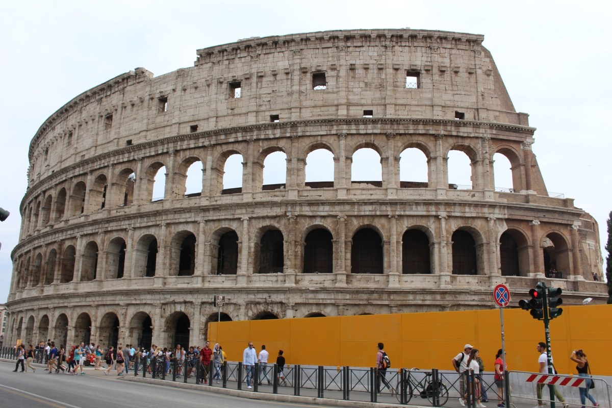 Roteiro de 01 dia a pé em Roma-Itália
