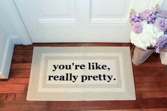 Youre-like-really-pretty-doormat