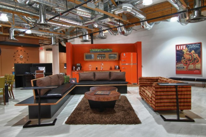 Orange-open-space-design