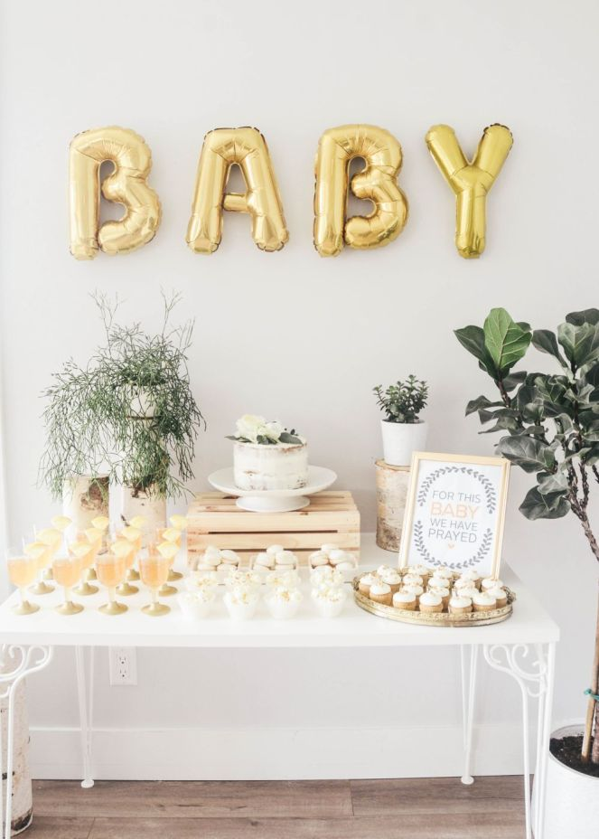 Planning-a-baby-shower-baby-wall-letters