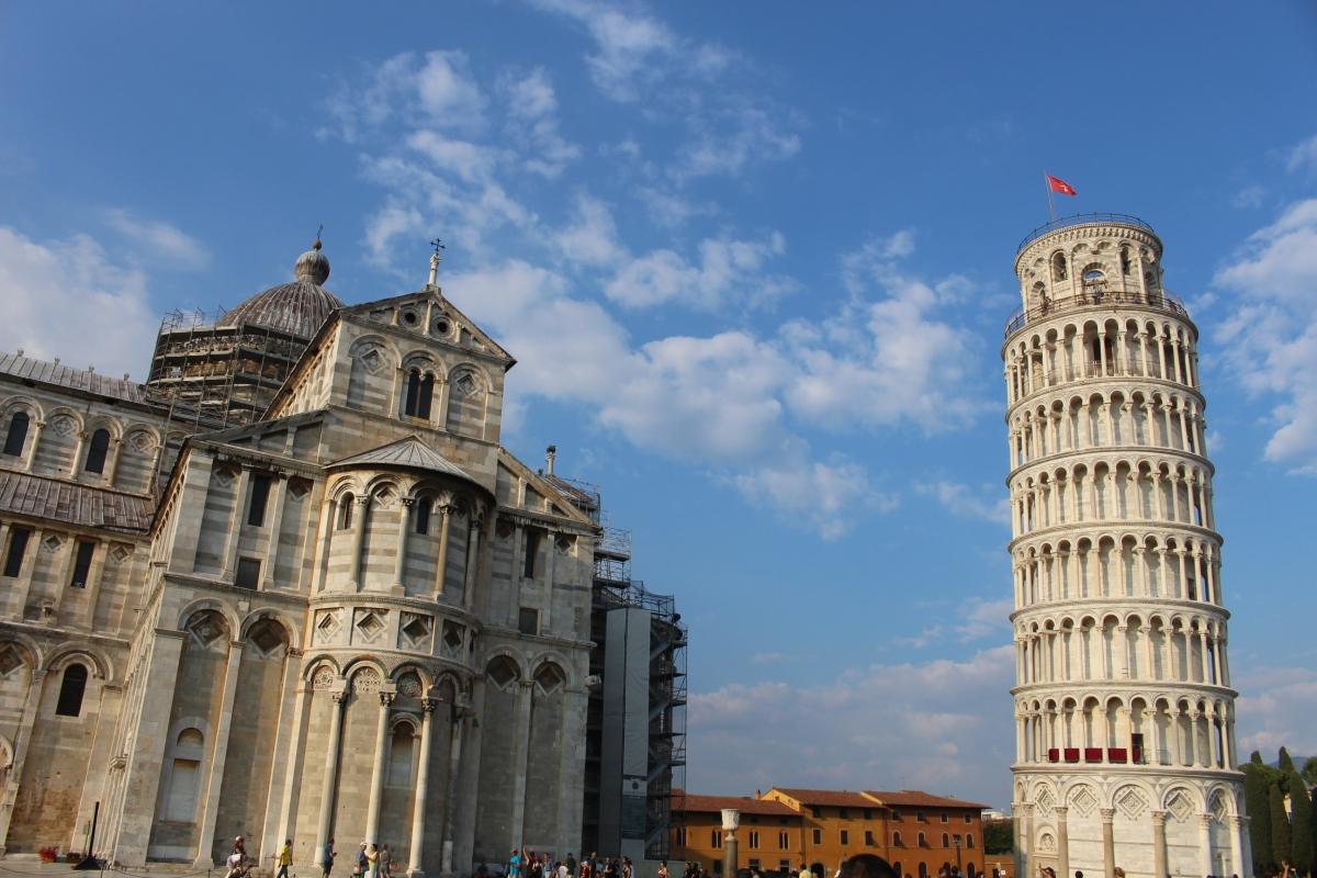 Guia de Viagem : Pisa e San Gimignano / Itália