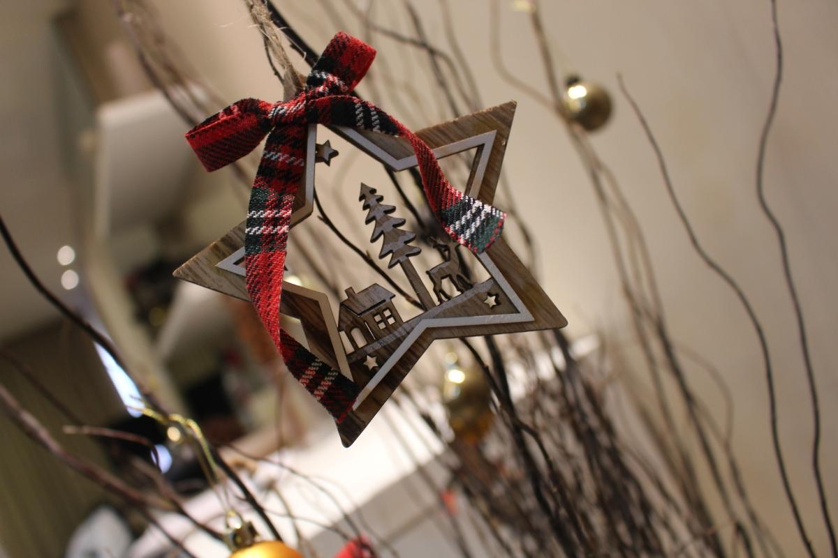 DIY - Árvore de Natal Criativa