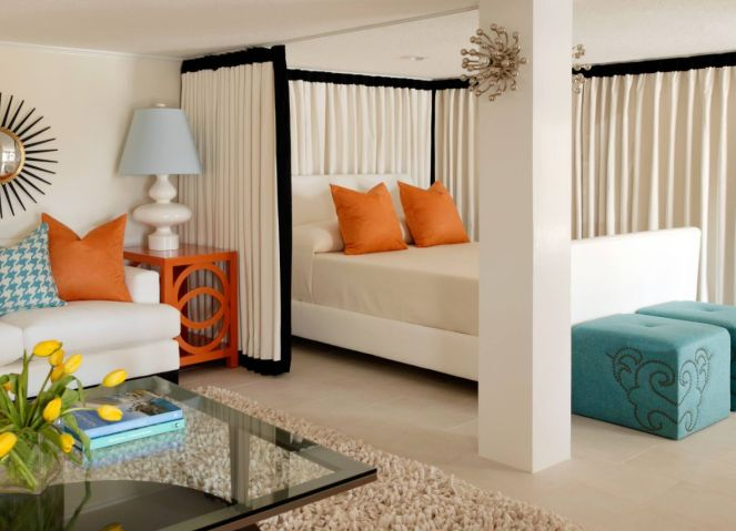 Bedroom-room-dividers-curtain-decor