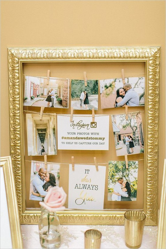 instagram-sign-wedding-photo-display-ideas